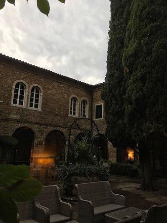 Ankaran, Slovenia: Chambre et extérieur du complexe hôtelier