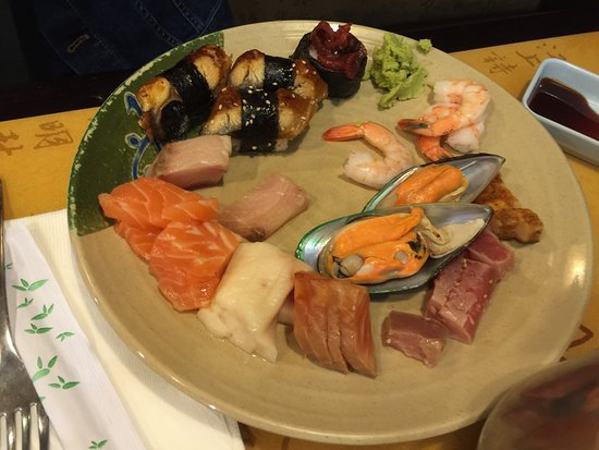 Shinju Japanese Buffet: photo7.jpg