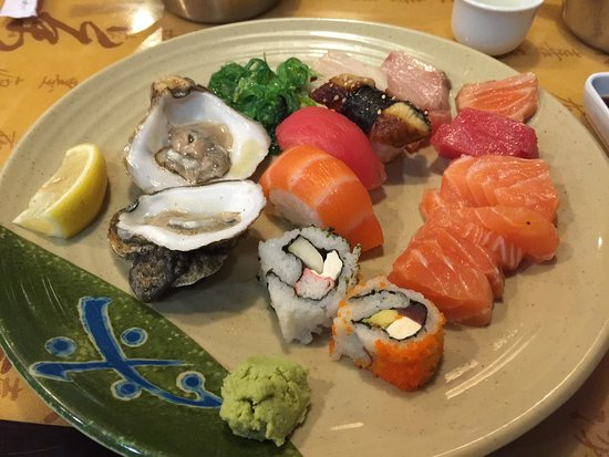 Shinju Japanese Buffet: photo8.jpg