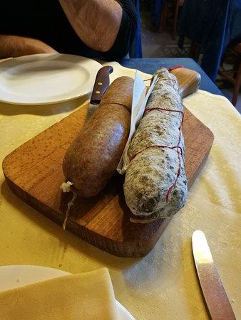 San Costanzo, Italia: Cucina Dialettale da Rolando