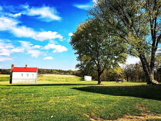 Frederick, MD: Beautiful site to learn fascinating history and go on some beautiful walks