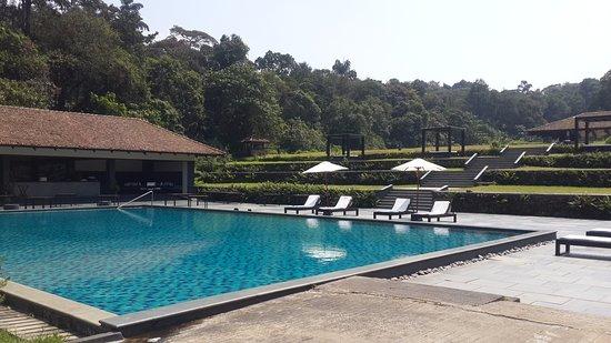 Outdoor pool picture of taj madikeri resort spa coorg - Resorts in madikeri with swimming pool ...