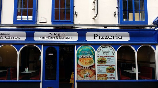 Allegro Fast Food Killarney