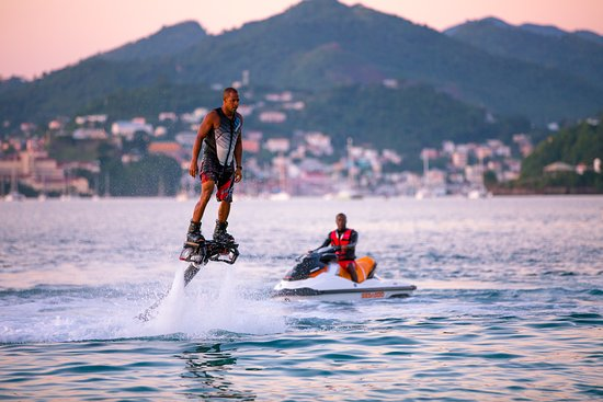 SeaGlass Flyboard & Watersports