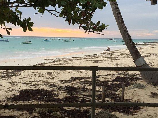 Worthing Beach: Karibik pur
