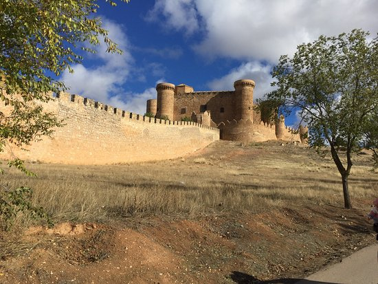 Belmonte, Spanyol: Ladera en la subida