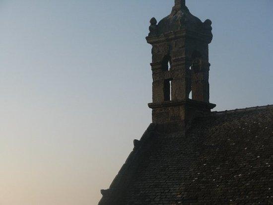Finistere, Frankrijk: Chapelle du mont saint michel de Brasparts