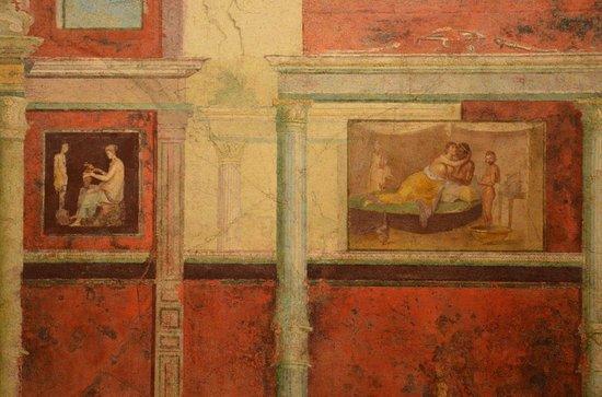 Museo Nazionale Romano - Palazzo Massimo alle Terme : Villa Farnesina Bedroom
