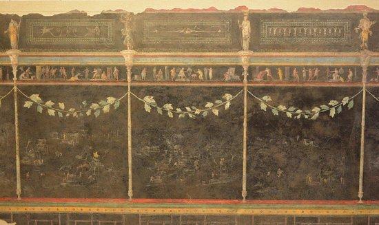 Museo Nazionale Romano - Palazzo Massimo alle Terme : Villa Farnesina Triclinium