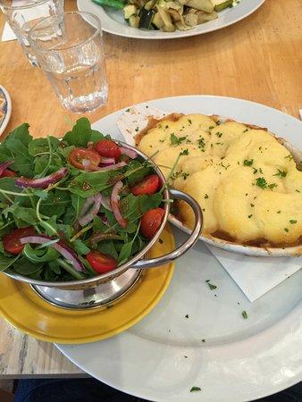 Courtown, Irlanda: Mat - undvik den torra fisken