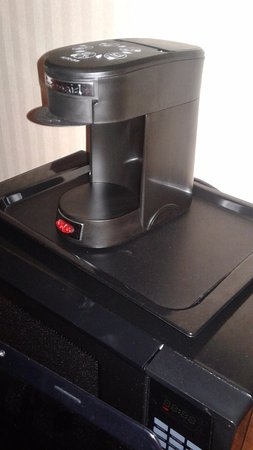 Coffee Maker Without Pot : Coffee maker without pot - Picture of Ramada BWI Airport/Arundel Mills, Hanover - TripAdvisor