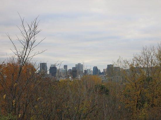 Montreal, Kanada: vue sur Montréal