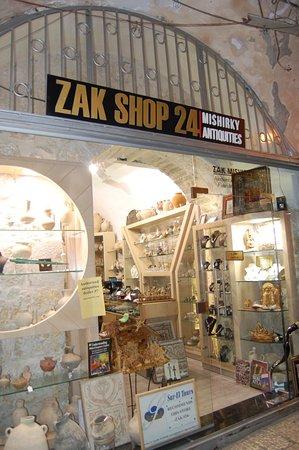 Zak's Jerusalem Gifts