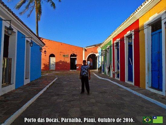 Porto das Barcas