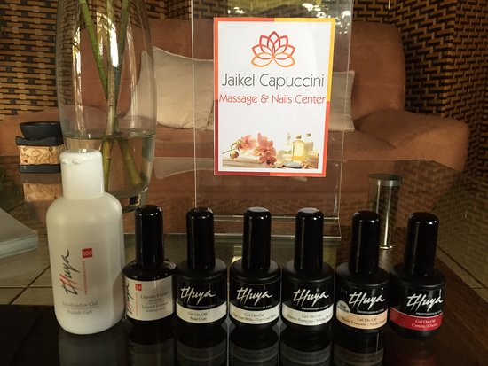 Jaikel Capuccini Massage & Nails Center