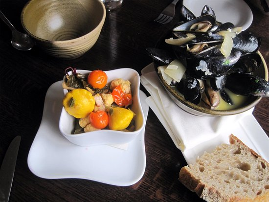 Coupeville, WA: Pickles and Penn Cove Mussels