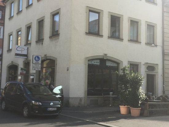 casa prima w rzburg restaurant bewertungen telefonnummer fotos tripadvisor. Black Bedroom Furniture Sets. Home Design Ideas