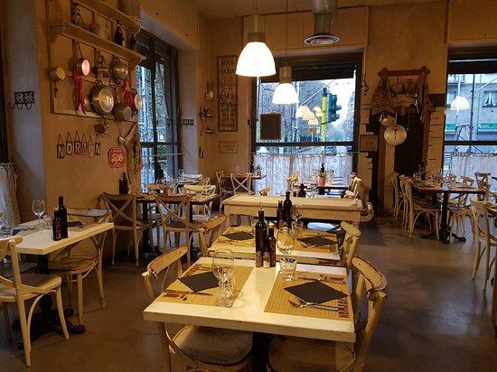 Sala Fumatori Italo : Cena italo americana recensioni su norman milano tripadvisor