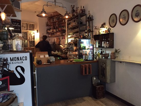 Bar Theke theke picture of the espresso bar frankfurt tripadvisor