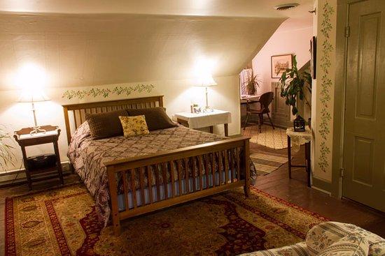 Cedarburg, Ουισκόνσιν: Room 8 - Whirlpool Suite