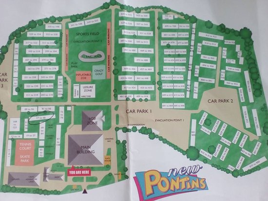 Sand Bay Holiday Park Pontins Autos Post