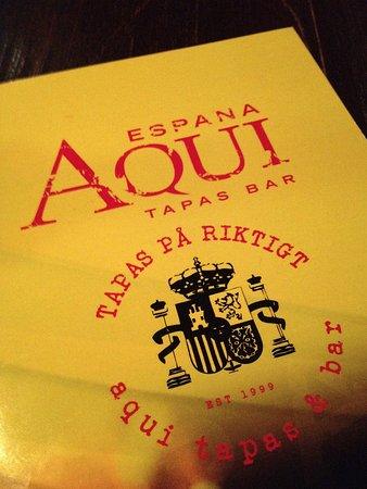 Aqui Tapas Bar