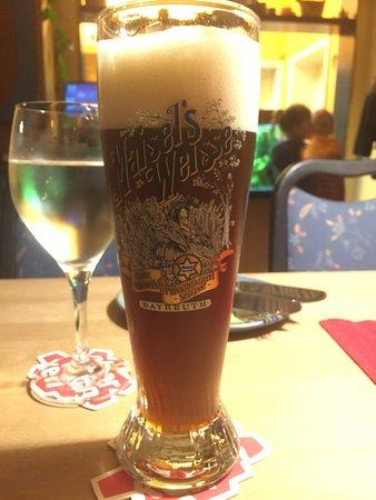 Restaurant Kornblume : Zünftiges Weizenbier