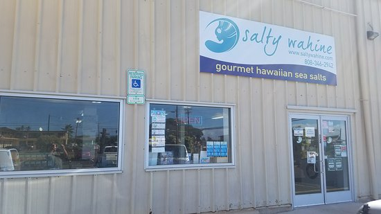 Salty Wahine Gourmet Hawaiian Sea Salts