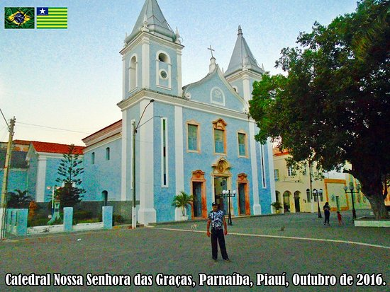 Nossa Senhora das Gracas Church: Catedral Nossa Senhora das Graças
