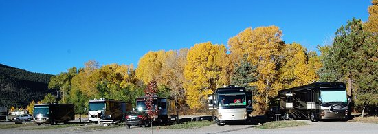 South Fork, CO: Big rig friendly