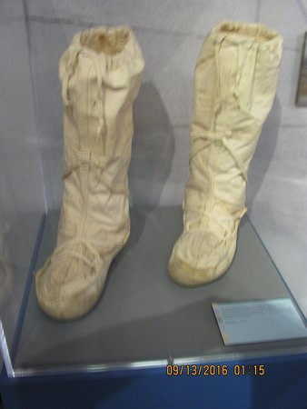 Aurora History Museum: Army Boots For Frostbite Arctic Training Program WWII/Near Mt. Evans