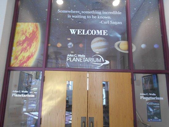 Harrisonburg, VA: Planetarium