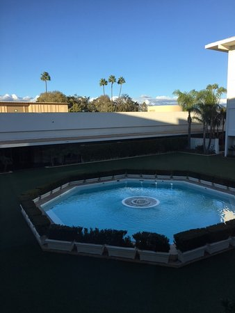 The Beverly Hilton: view from 6234