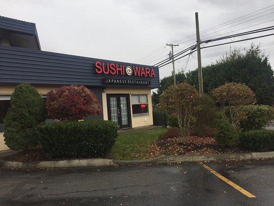 Menu options, Sushi Wara 2082 Comox Ave, Comox - Picture of Sushi ...