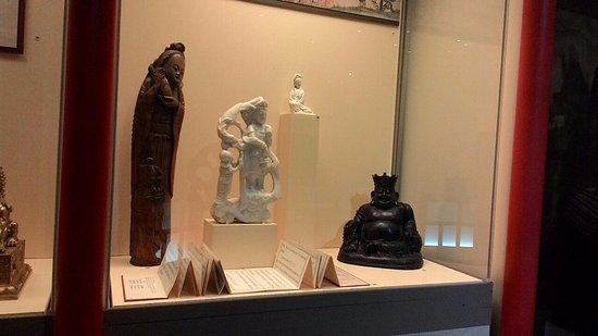 Государственный музей истории религии: Участок китайской экспозиции.