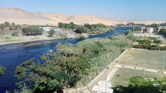 Idyllic Isis Island Hotel, Aswan, Egypt