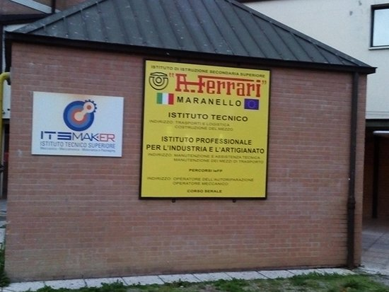 Istituto Tecnico Professionale Statale A. Ferrari