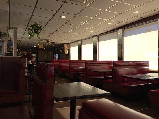 Kingston, NY: interior