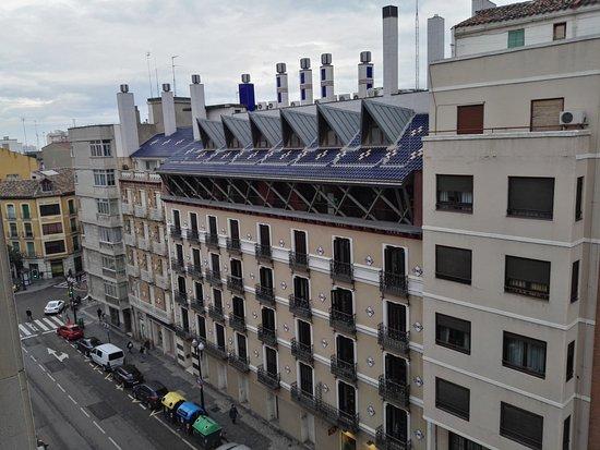 Hotel Ibis Styles Ramiro I : Vista desde la habitación