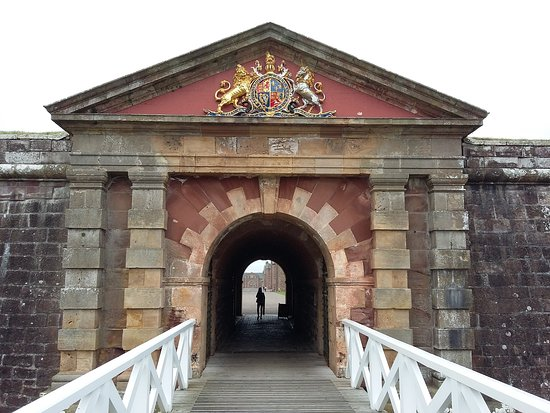 Ardersier, UK: Fort George