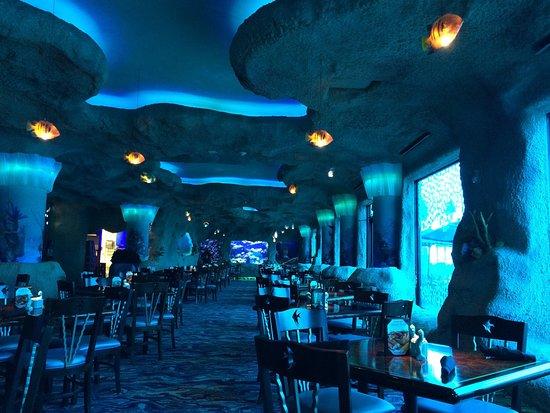 Aquarium Restaurant Kemah Best Accent Chairs And