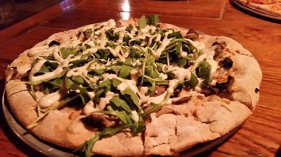Rivermont Pizza: Wild Mushrrom