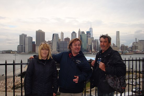 Real New York Tours: Fabrice, notre super guide