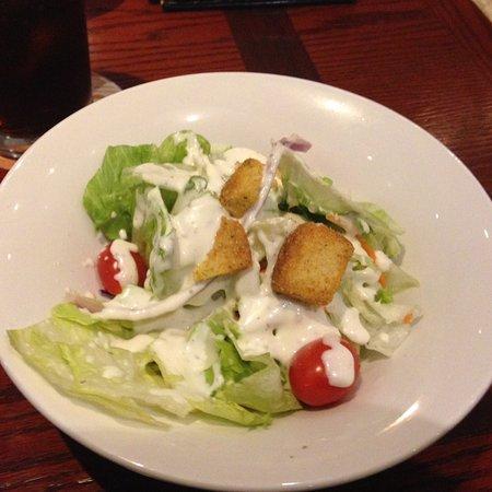 Cayce, Carolina Selatan: salad