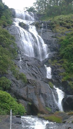 Thekkady, Indie: Waterfall