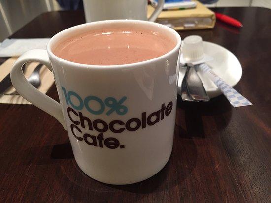 100% Chocolate Cafe: photo1.jpg