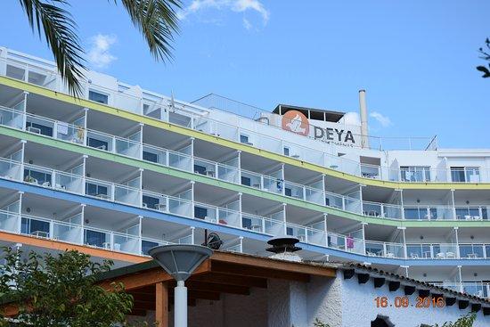 Fachada del hotel picture of apartamentos deya santa ponsa tripadvisor - Tripadvisor apartamentos ...