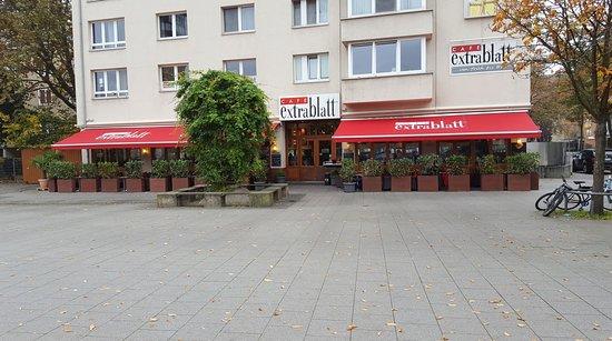 Cafe Extrablatt Image