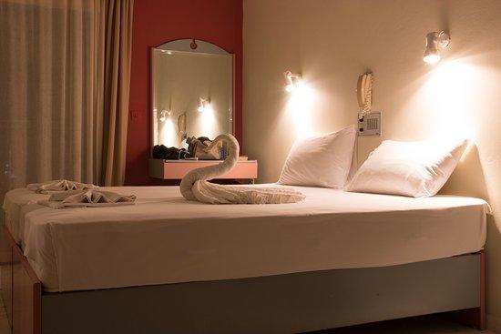 Top Hotel Chania: Der Kreativität des Personals sind keine Grenzen gesetzt :-)