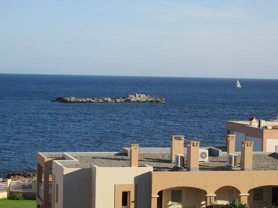 Intertur Hotel Miami Ibiza: Sea view
